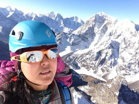 Sherpani Named Nat Geo 2016 People's Choice Adventurer of the Year