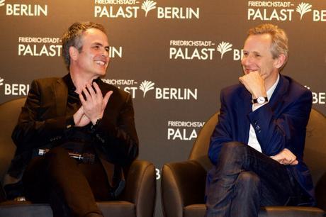 Berndt Schmidt and Alistair Spalding, Friedrichstadt-Palast