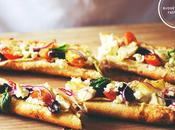 Vegetarian Pizzetas (Fast Easy Budget Friendly) Totally Wholesome!