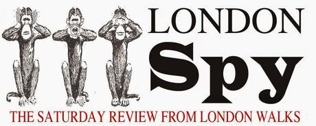 #London Spy 06:02:16 Our Weekly Roundup of All Things London #LondonSpy