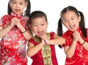 Painting Town Red: Chinese Year Through Child's Eyes