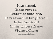 #ForeverThere