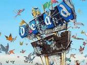 Post Apocalyptic Disneyland Paintings Jeff Gillette