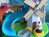 Toddler Tried Tested: Weebles Weebledown Farm Mill Barn Playset