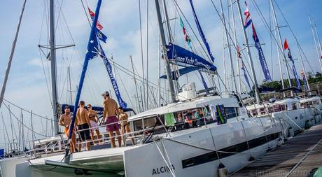 Dos and Dont's of The Yacht Week Thailand