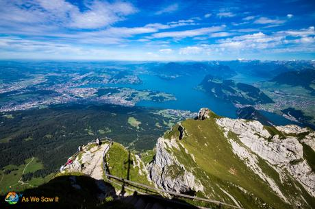 Mt. Pilatus: A Day Trip from Zurich