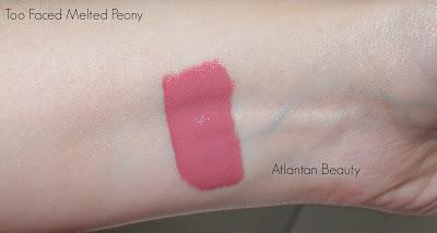 Swatchfest Sunday On a Monday: Sephora Favorites Give Me More Lip