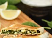 Spinach Feta Gözleme #BreadBakers