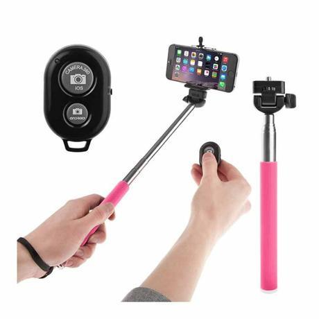 Selfie Stick – Your personal photographer!