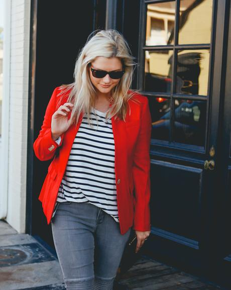 THE Perfect Striped Shirt, french street style