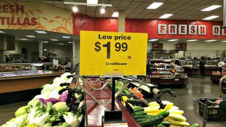 plant-based shopping