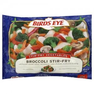 stir fry veggies