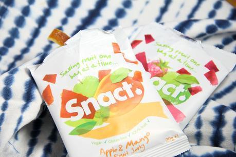 Snact Fruit Jerky