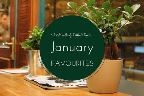 A Month of Little Treats - January '16 Favourites | The Tofu Diaries