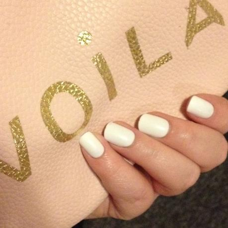 A Rediscovered Love Of White Nails