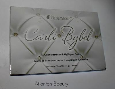 BH Cosmetics Carli Bybel Palette Review and Swatches