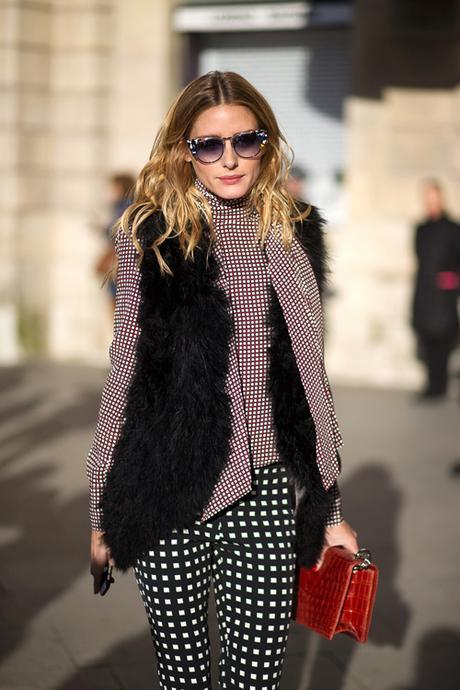 Street Style Paris Haute Couture 2016 Olivia Palermo