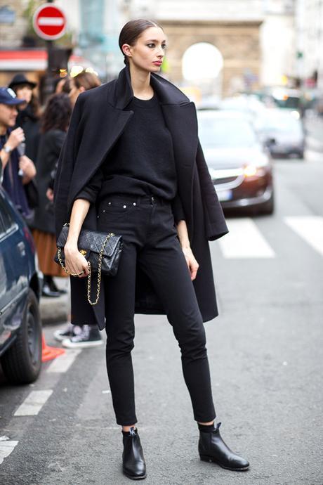 Street Style Paris Haute Couture 2016 Alexandra Agoston