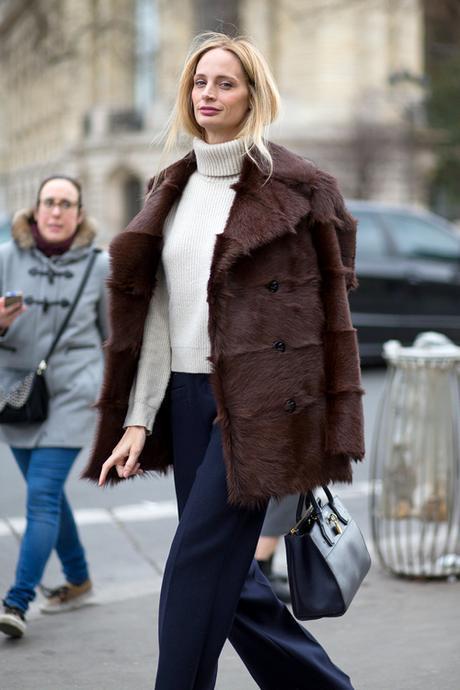 Street Style Paris Haute Couture 2016 Lauren Santo Domingo