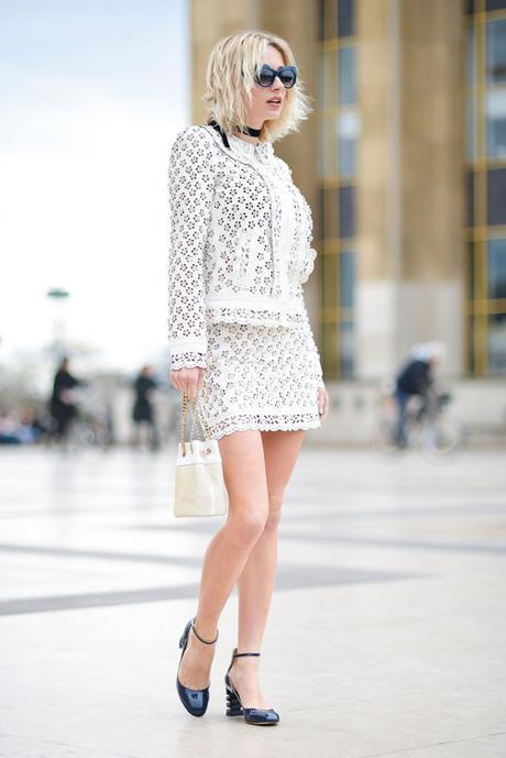 Street Style Caroline Vreeland Paris Couture Shows 2016