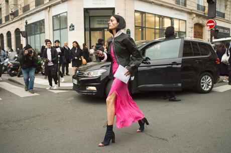 Street Style Paris Haute Couture 2016 Gilda Ambrosio