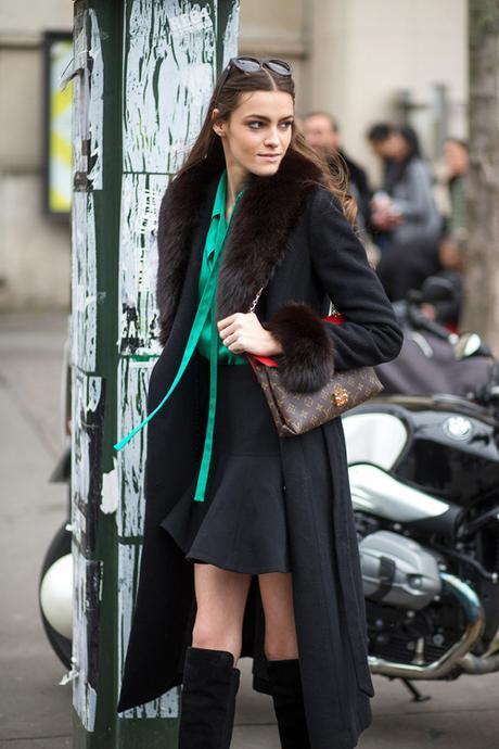 Street Style Paris Haute Couture 2016