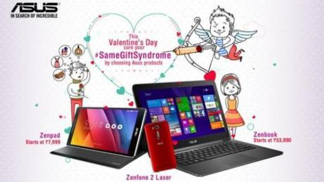 Asus Valentines Day Offer