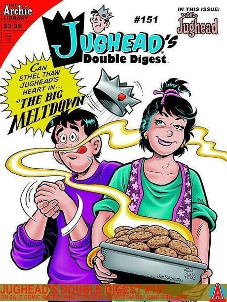 The Jughead as you may remember...