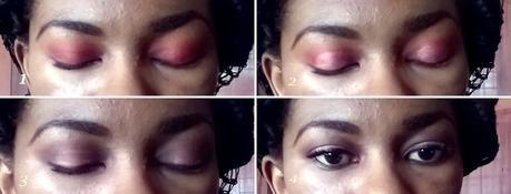Beauty: How I Wear Pink Eye shadow on My Dark Skin Tone.