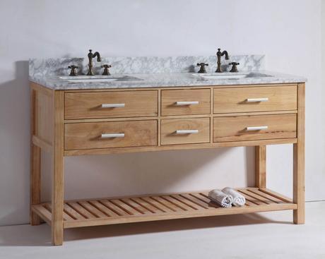 wood bathroom vanity trend 2016