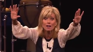 Photojournalism and an undignified Beth Moore