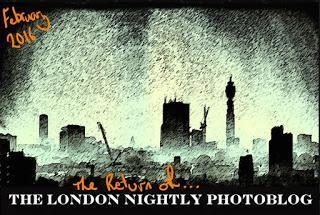 The London Nightly Photoblog 10:02:16 #Shakespeare