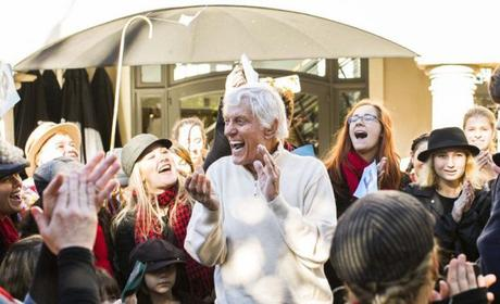 Well Trouble's A Bubble: Dick Van Dyke at 90