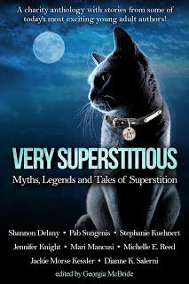 Very Superstitious and Two and Twenty Dark Tales @Month9Books