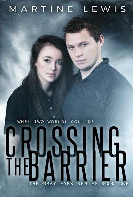 Crossing The Barrier by Martine Lewis @starange13 @authorMartine