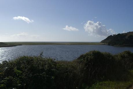 Loe Pool and Loe Bar