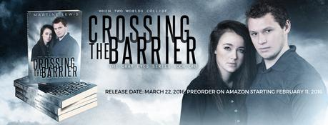 Crossing The Barrier (Promo Post)