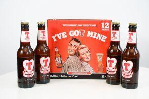 TENNENTS lager valentines