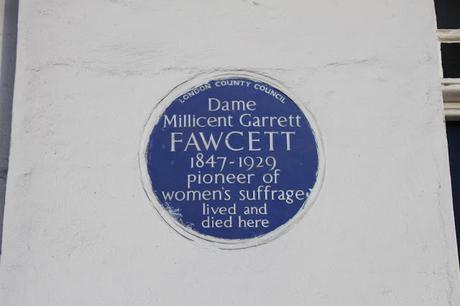 #plaque366 Dame Millicent Fawcett