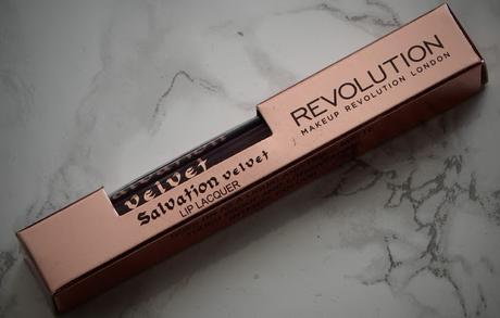 Make Up Revolution Salvation Lip Lacquer