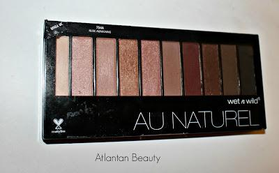 First Impressions of Wet n Wild's Au Naturel Palette in Nude Awakening