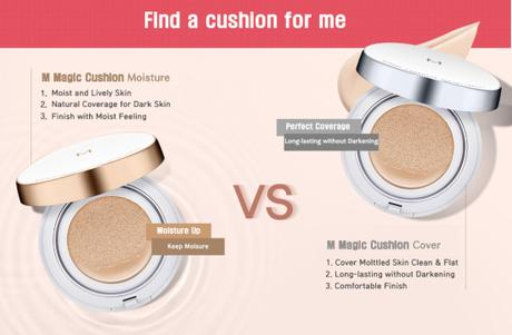 Missha M Magic Cushion Moisture (12)
