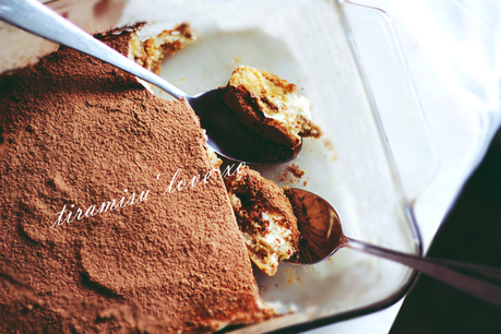 Love means Tiramisu' // Family-Friendly Easy Weekend Recipe //
