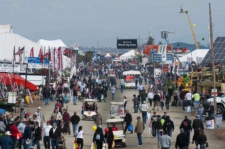 The World Ag Expo, and Why Farmers Are Cool (Tangent Post)