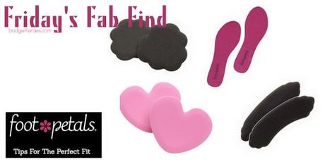 Friday's Fab Find: Foot Petals