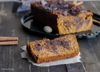 Paleo Chocolate Chunk Pumpkin Bread