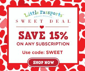 Little Passports' Valentine's Day Sale: Enjoy 15% Off!