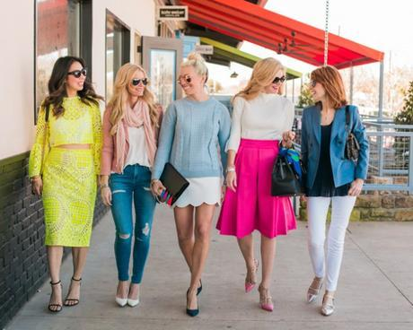 dallas bloggers, spring trends 2016, spring outfits
