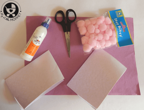 Easy Valentine Craft for Toddlers