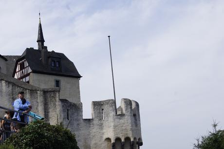 Marksburg Castle, Braubach, Germany.